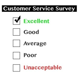 CustomerServiceSurvey
