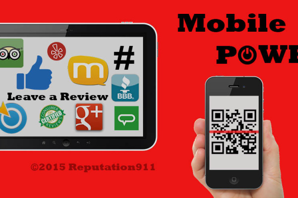 Reputation911 discusses the Power of Mobile Reviews