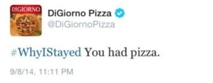 DiGiorno Tweet - Dos and Don'ts of Social Media