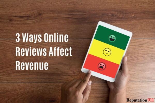 3 Ways Online Reviews Affect Revenue