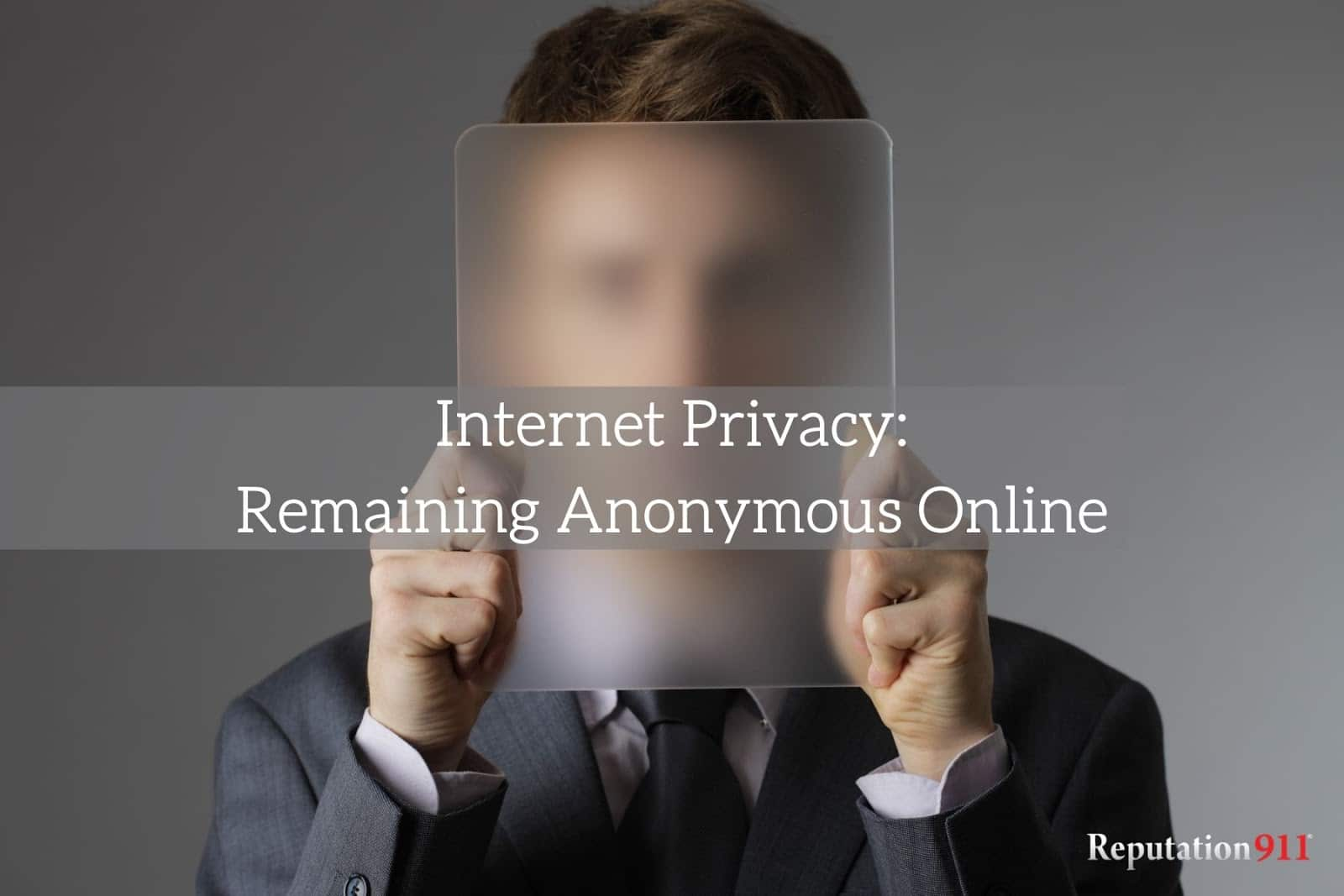 Can You Stay Anonymous Online to Protect Your Privacy