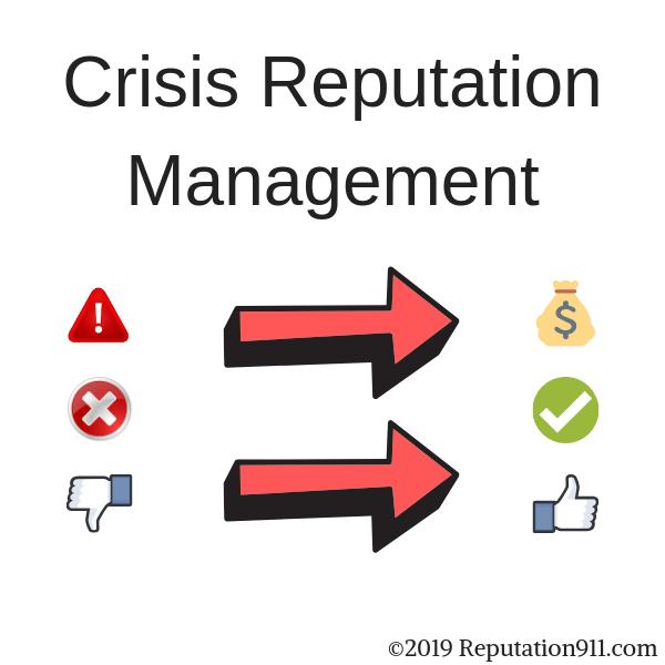 Crisis Reputation Management - Reputation911