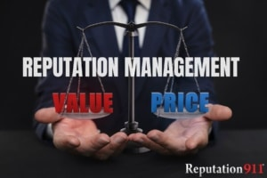 How Much Does Reputation Management Cost