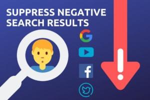How to Suppress Negative Search Results