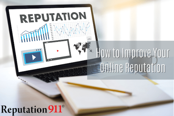 How to improve your online reputation - reputation911