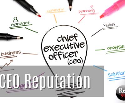 Improve CEO Reputation
