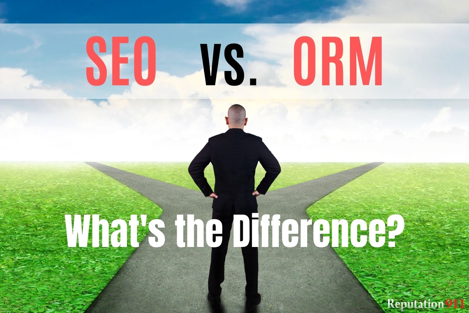 SEO vs. ORM What's the Difference