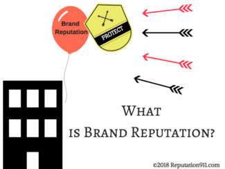 What is Brand Reputation